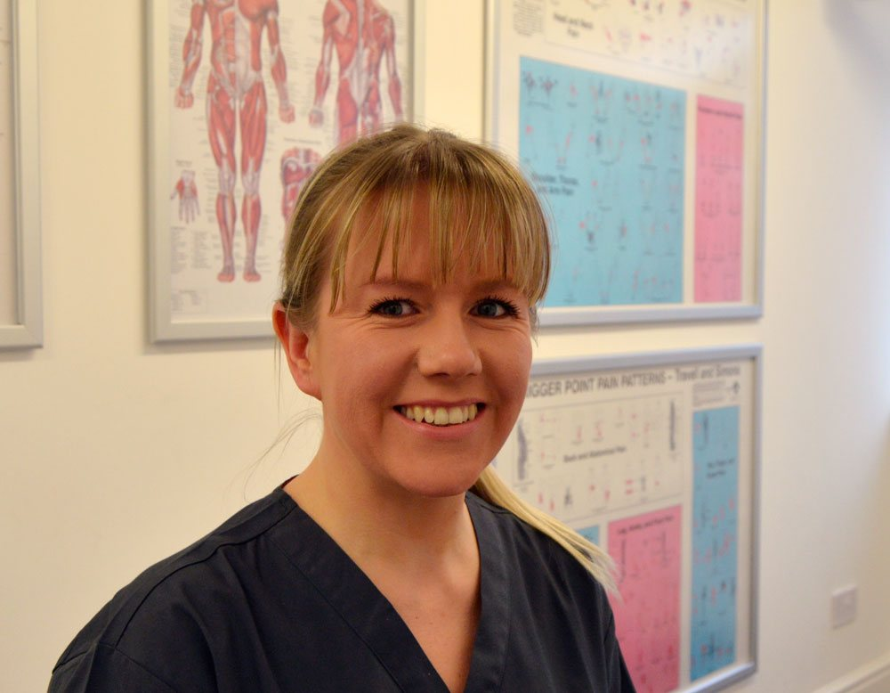Helen Gaston Sports Massage Therapist In Birmingham