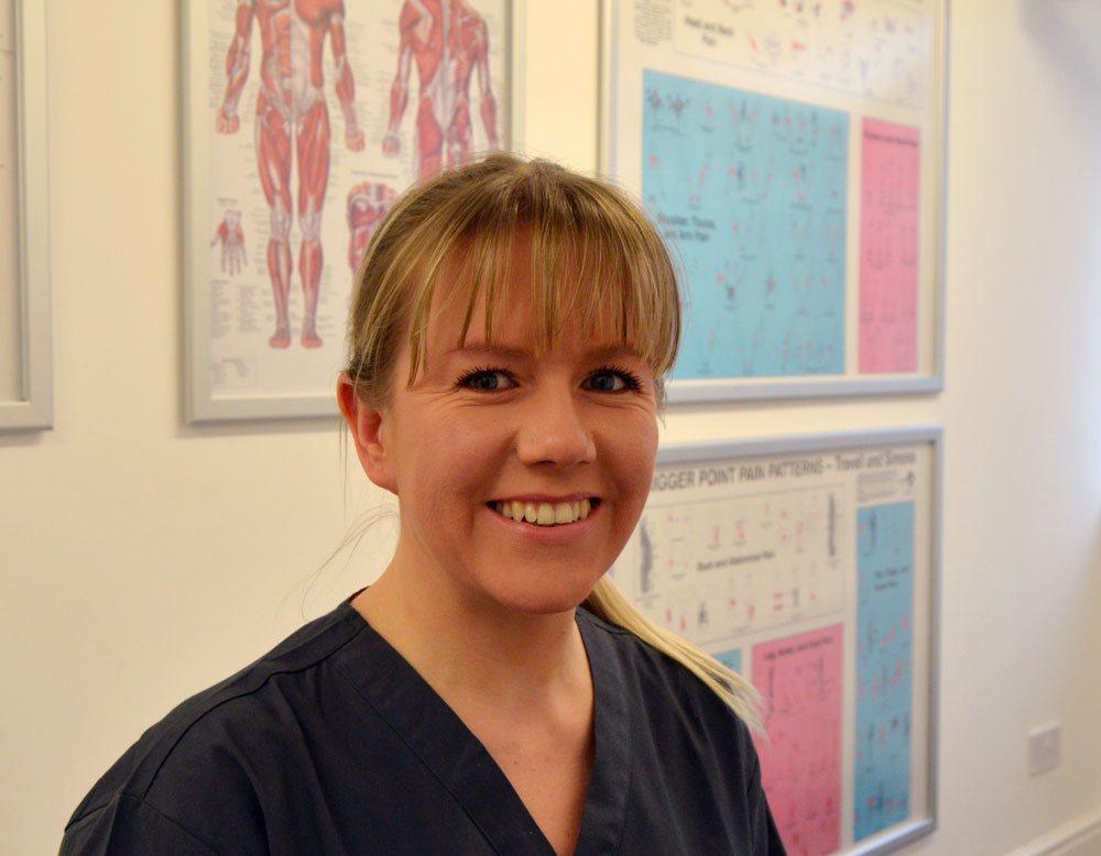 Helen Gaston Sports Massage Therapist In Birmingham
