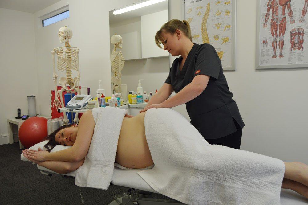 Pregnancy Massage In Birmingham By Helen Gaston