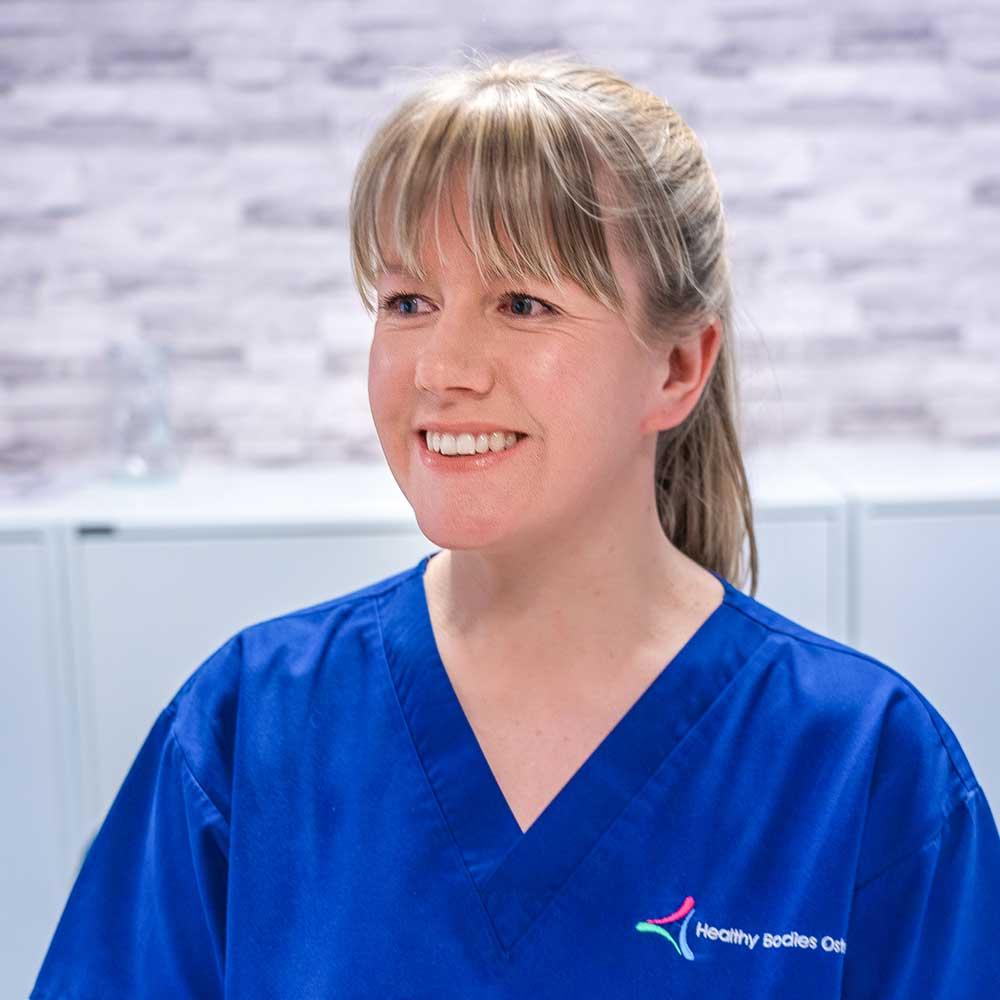 Helen Gaston Sports Massage Therapist